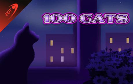 100 Cats Gokkast