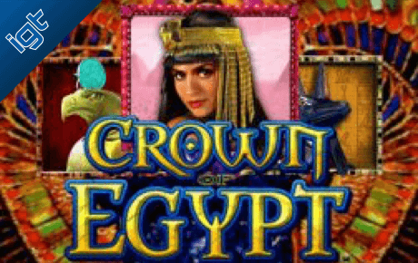 Crown Of Egypt Gokkast