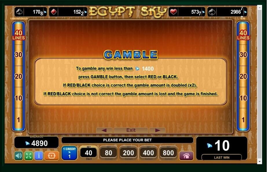 Strip blackjack cards