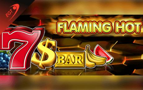 Flaming Hot Gokkast