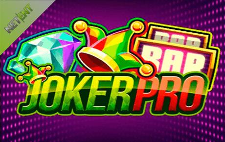 Joker Pro Gokkast