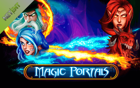 Magic Portals Gokkast