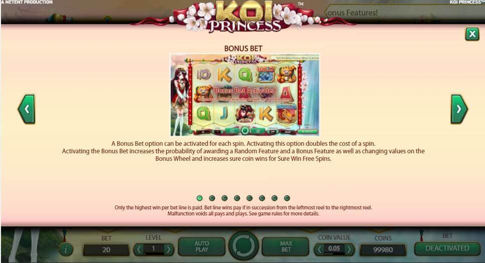 Roulette online for free game