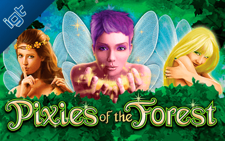 Pixies Of The Forest Gokkast