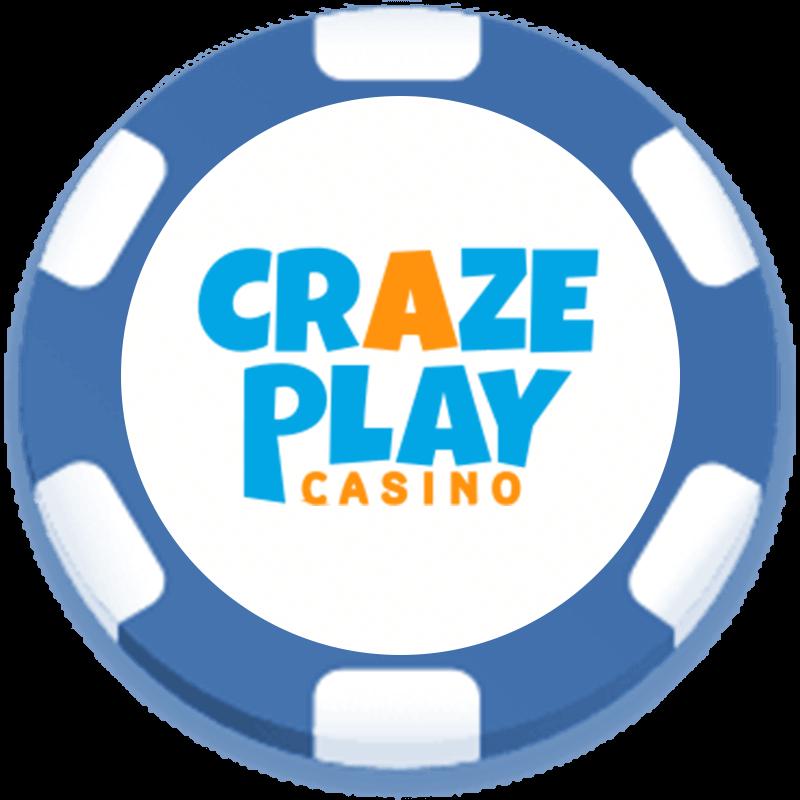 CrazePlay Casino Bonus Codes 2021